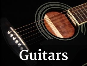 Picture of an Acoustic Guitar