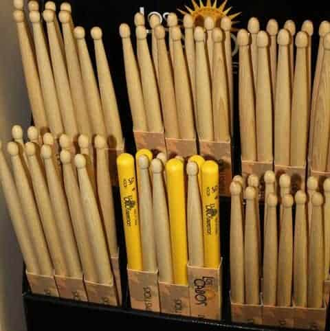 Drum-sticks
