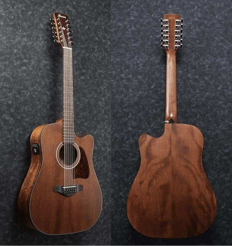 Ibanez AW5412CE-OPN Acoustic Electric