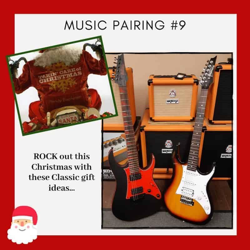 Music Pairing 9