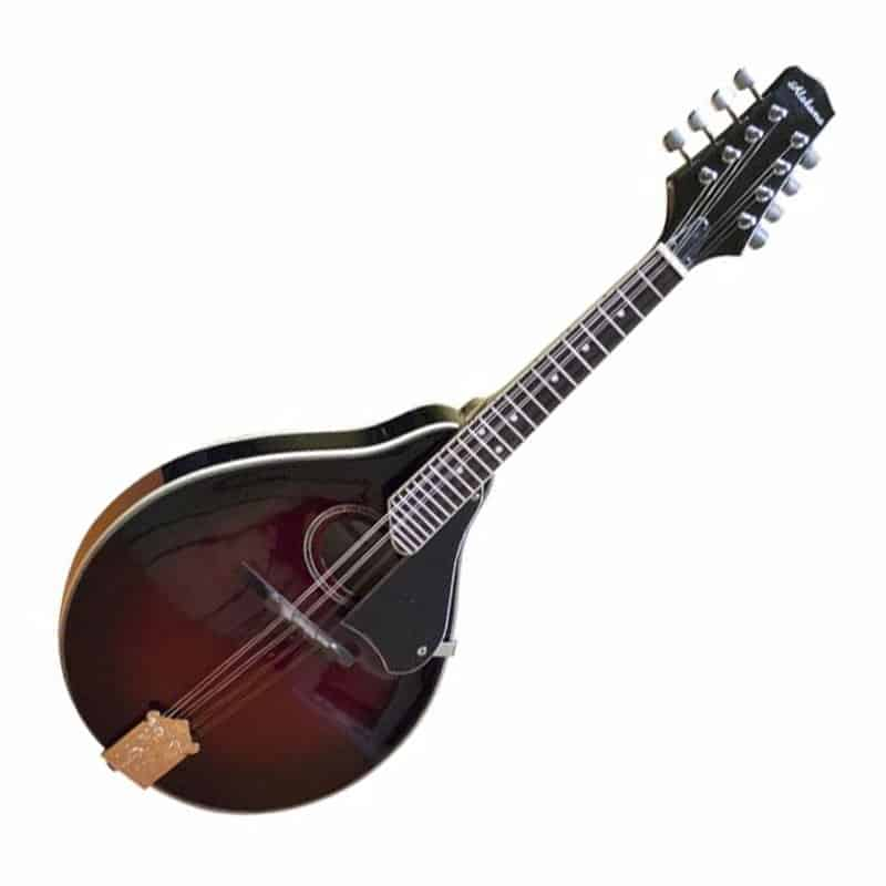 Alabama Mandolin ALM18 in red sunburst