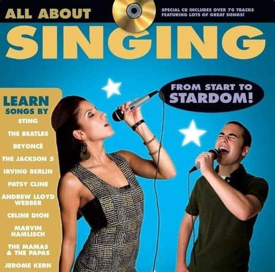 All About Singing book