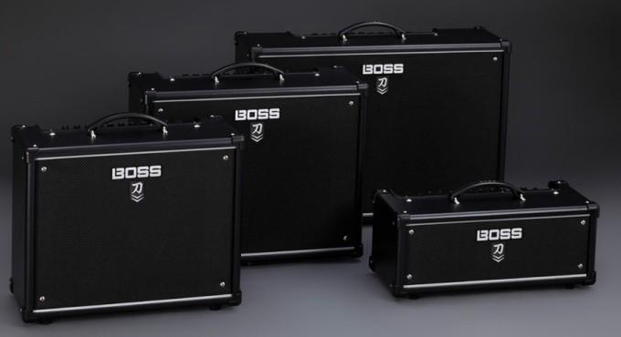 BOSS Katana Amp 3