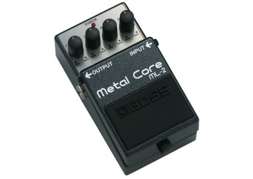 BOSS Metal Core 2