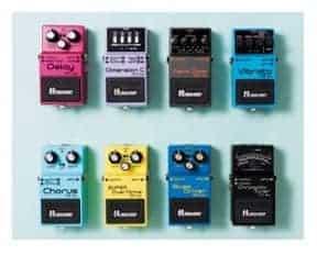 BOSS Waza Craft pedals 2