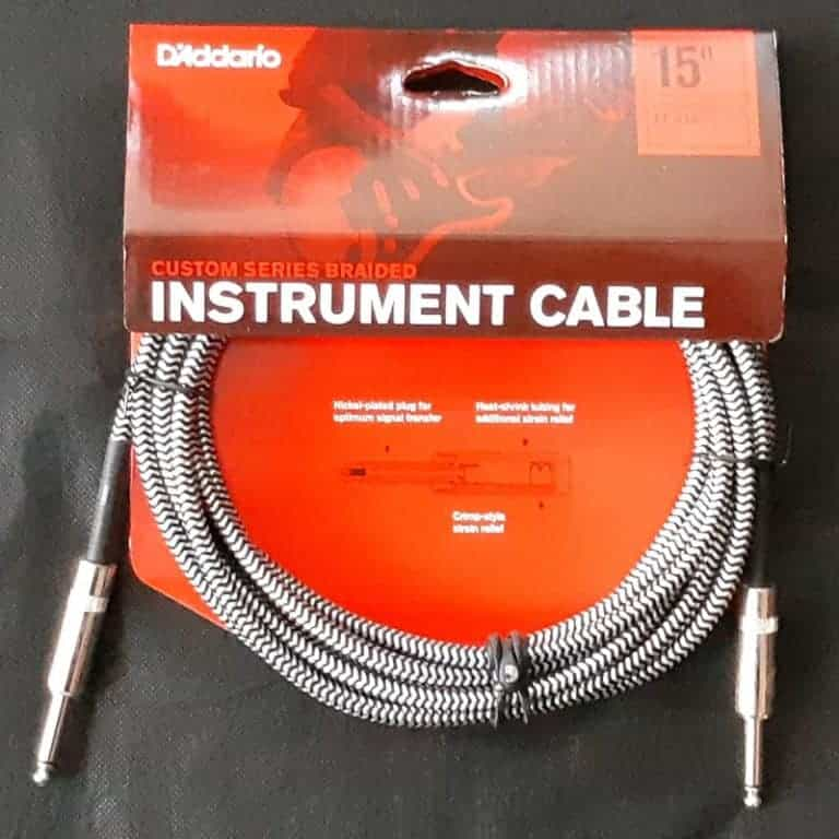 Cable instrument