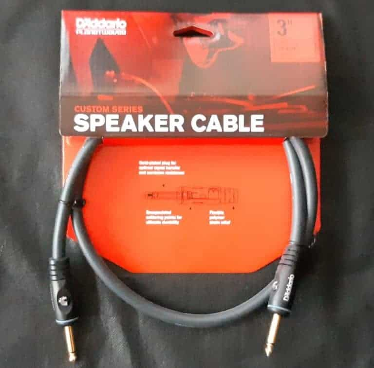 Cable speaker