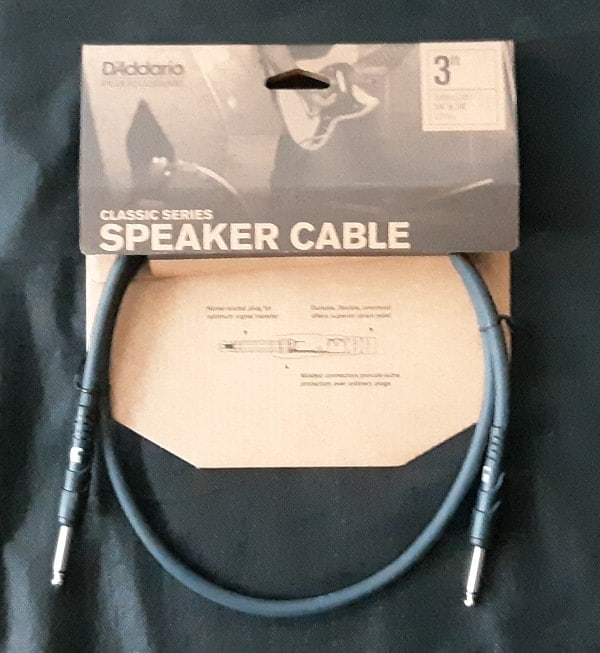 Cable speaker PW
