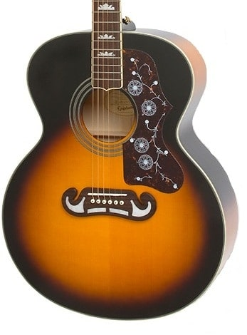 Guitar EJ200 Acoustic-Electric Guitar
