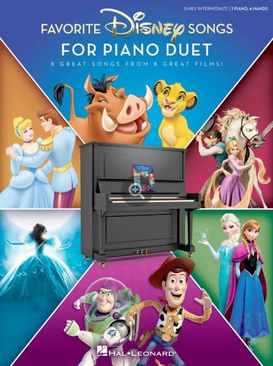 HL Disney duets