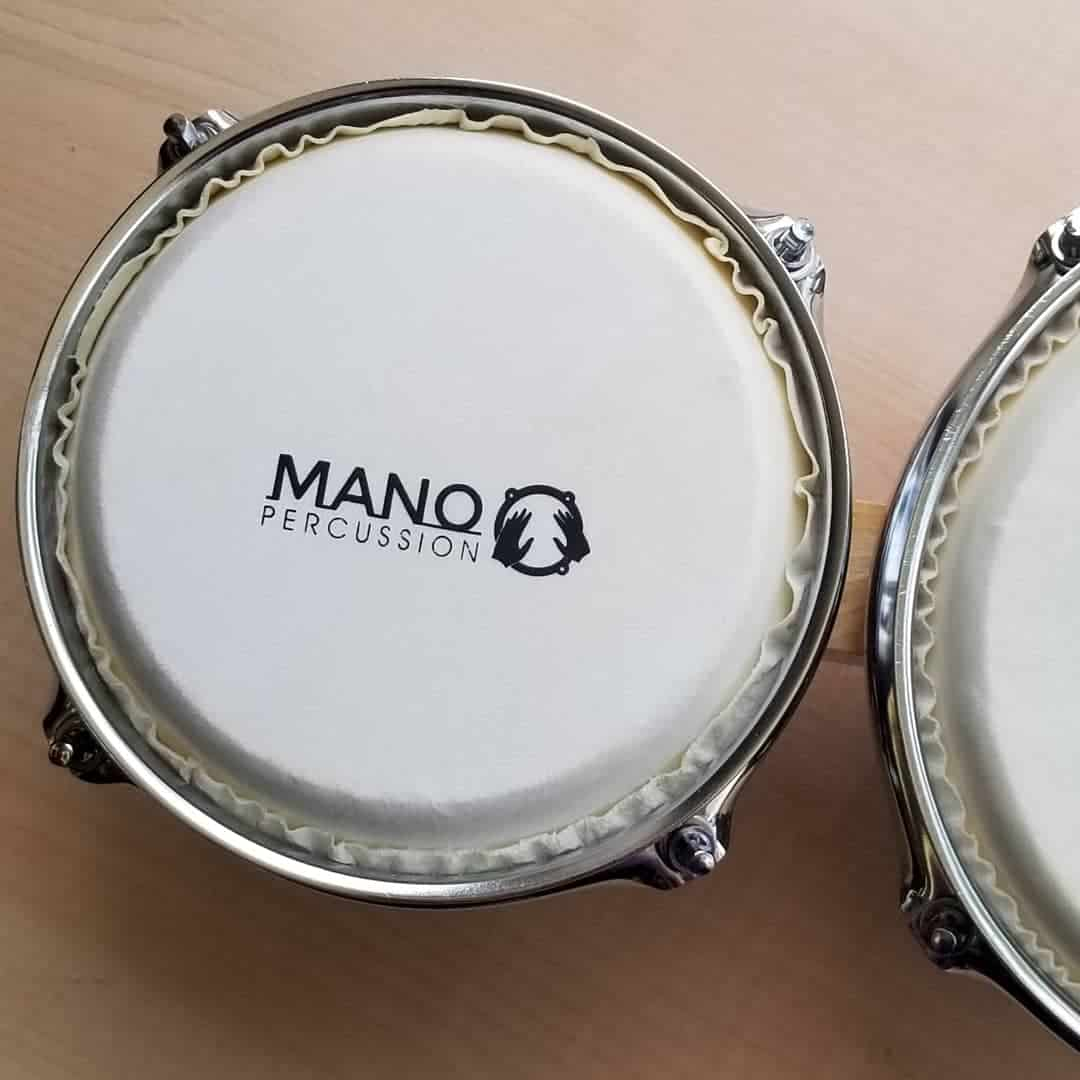 Mano Percussion Bongos top