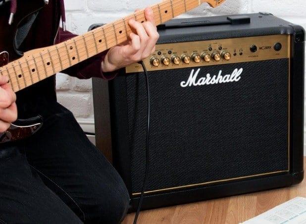 Marshall MG30 G amp