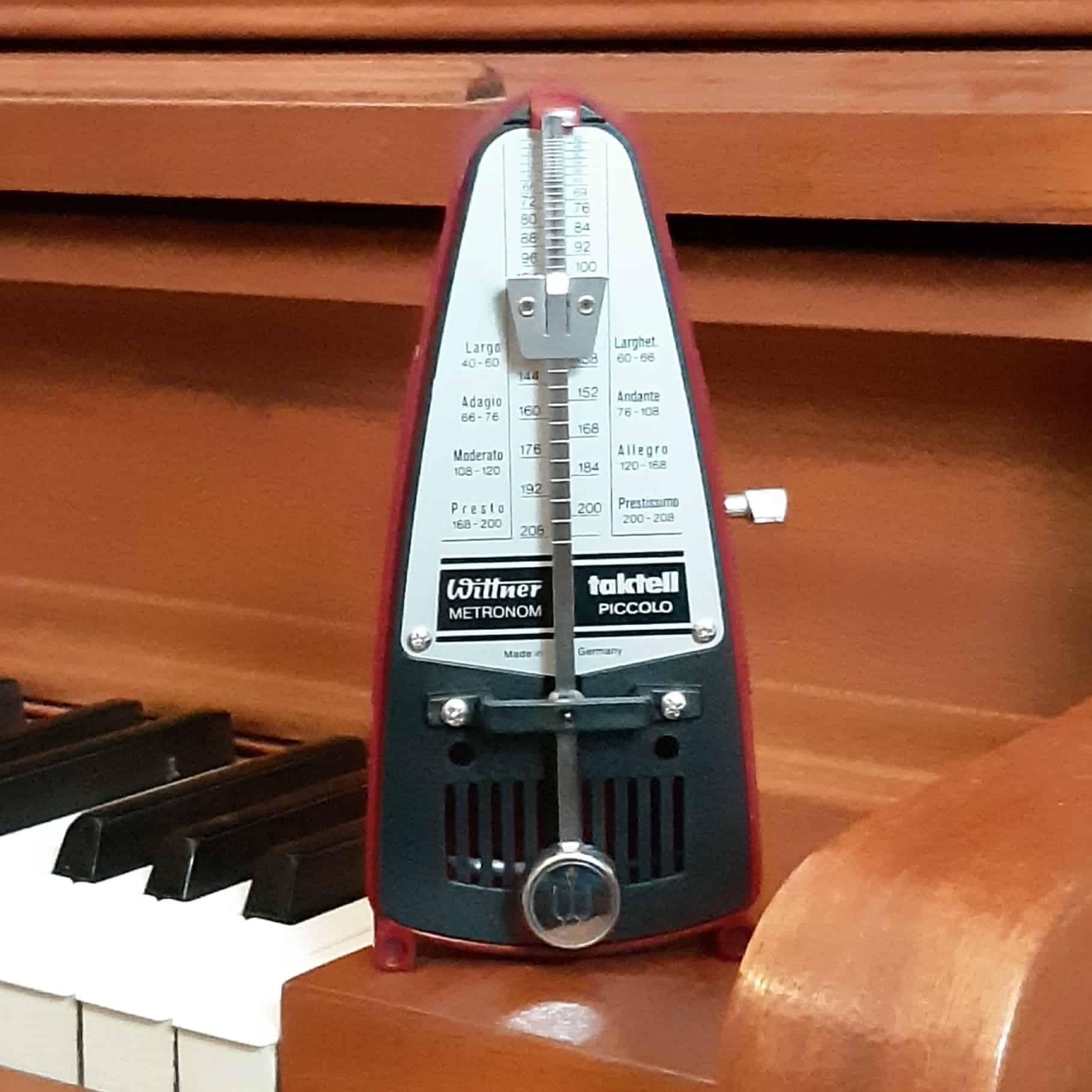Wittner Taktell Metronome