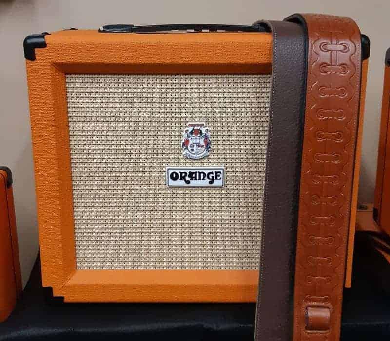 Orange Crush 20 amp