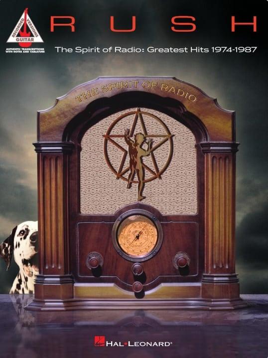 Rush The Spirit of Radio Greatest Hits 1974-1987