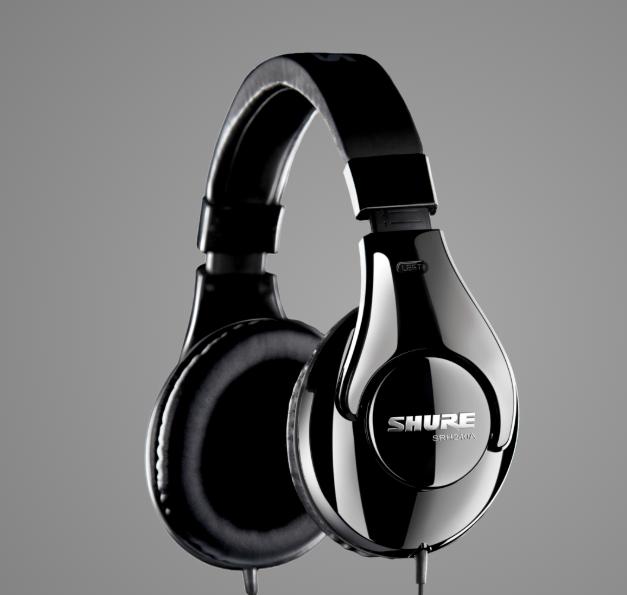 Shure SRH240A Headphones