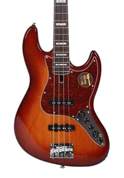 sire bass sunburst