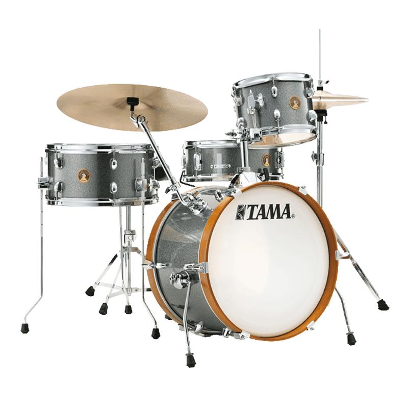 TAMA Club-JAM Drumkit Galaxy Silver