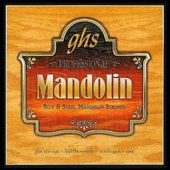 GHS Mandolin strings