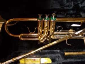 trumpet repair