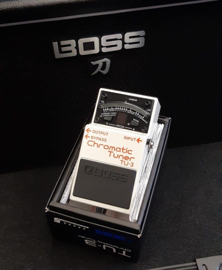 Boss TU 3