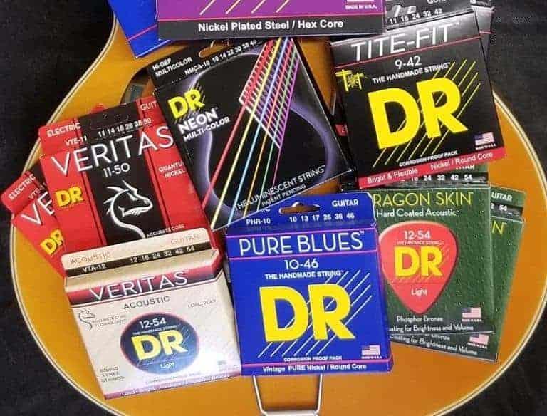 DR strings AcEL