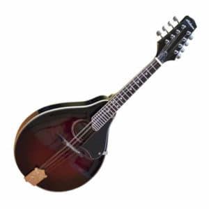 Alabama Mandolin ALM18 in red sunburst