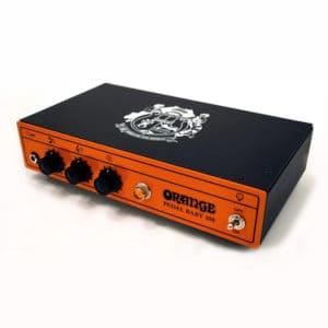 Orange Pedal Baby 100 power amplifier