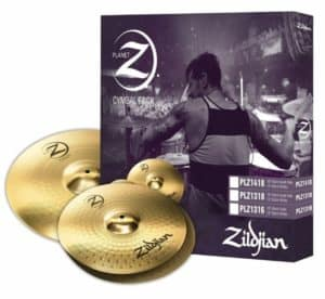 Zildjian cymbal pack - Planet Z series PLZ1418