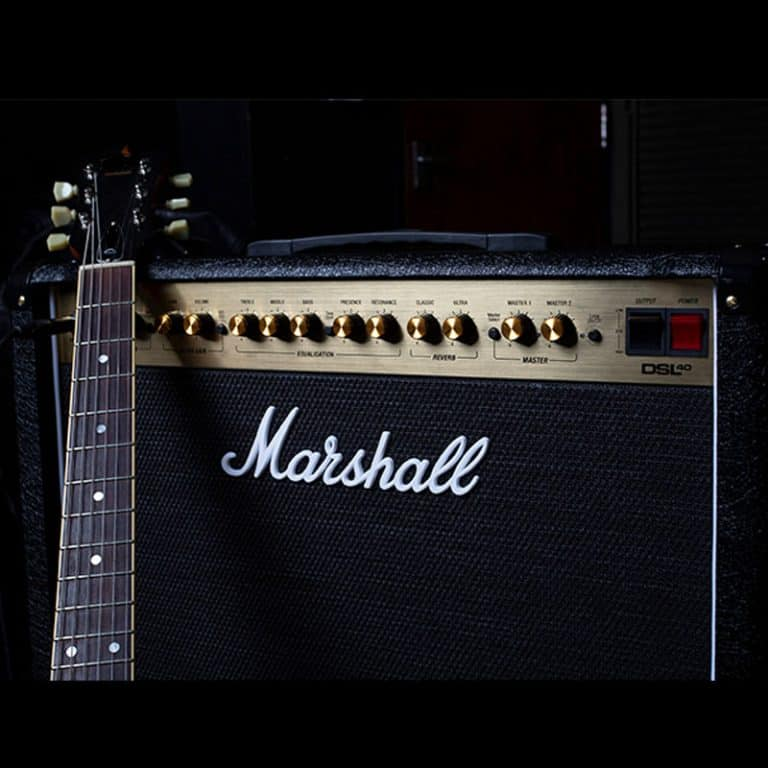 Marshall DSL40 40 watt tube combo amp