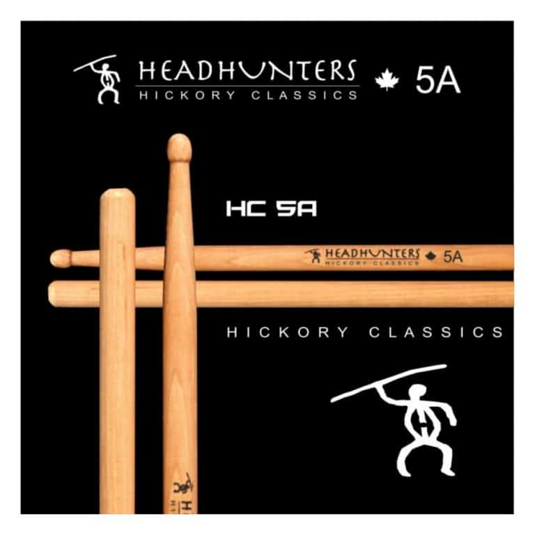 Headhunters 5A Hickory Classic