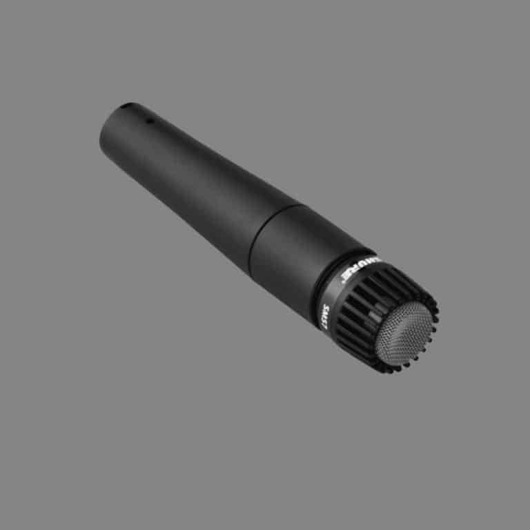 Shure SM57 Dynamic Instrument Mic