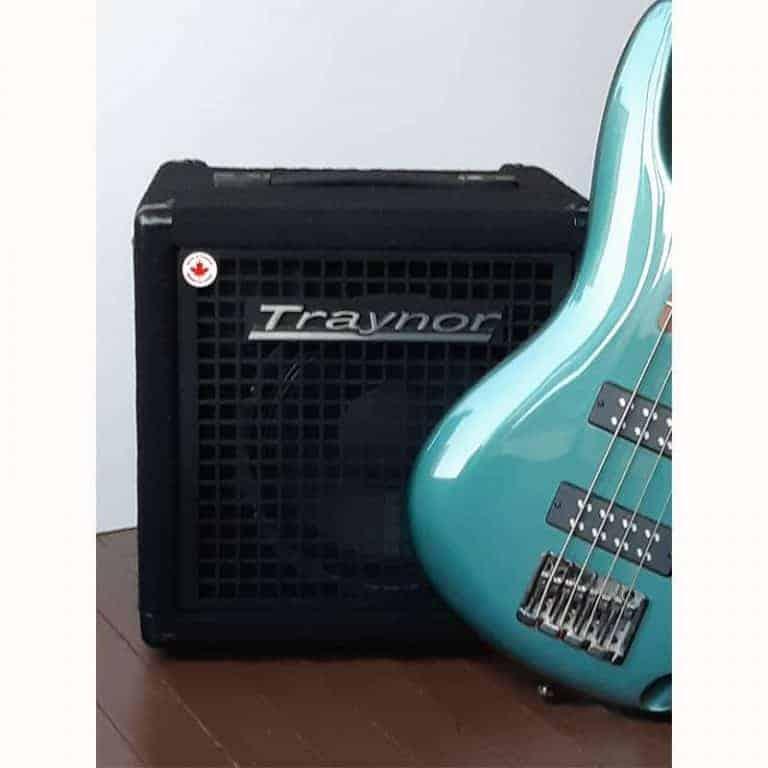 Traynor bass amp SB110