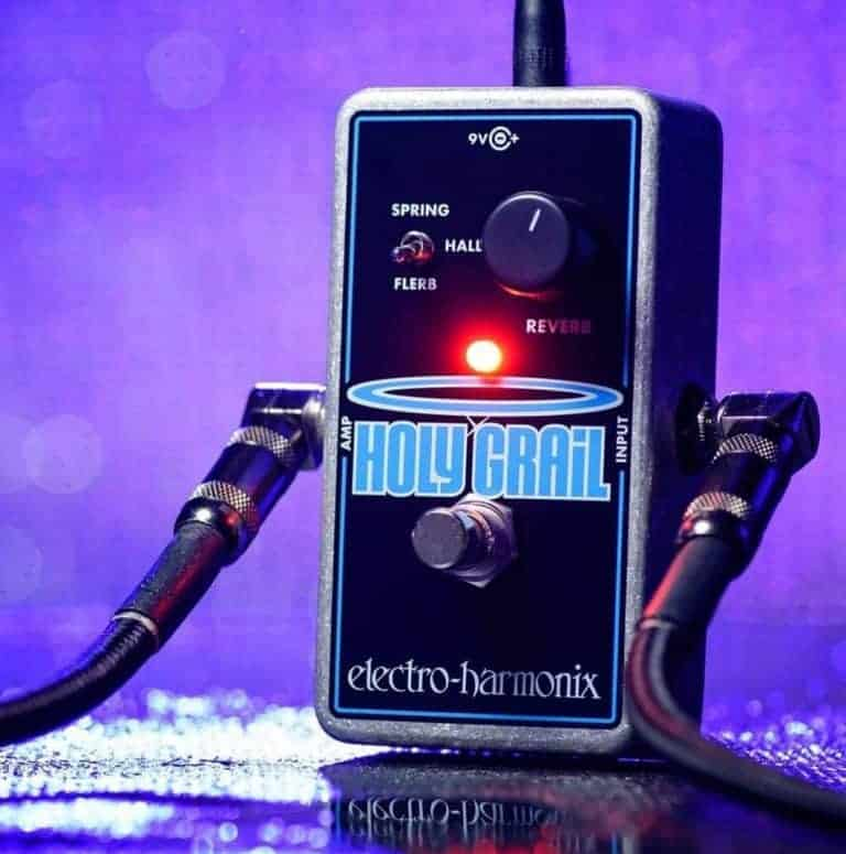 EHX Holy Grail Effects Pedal