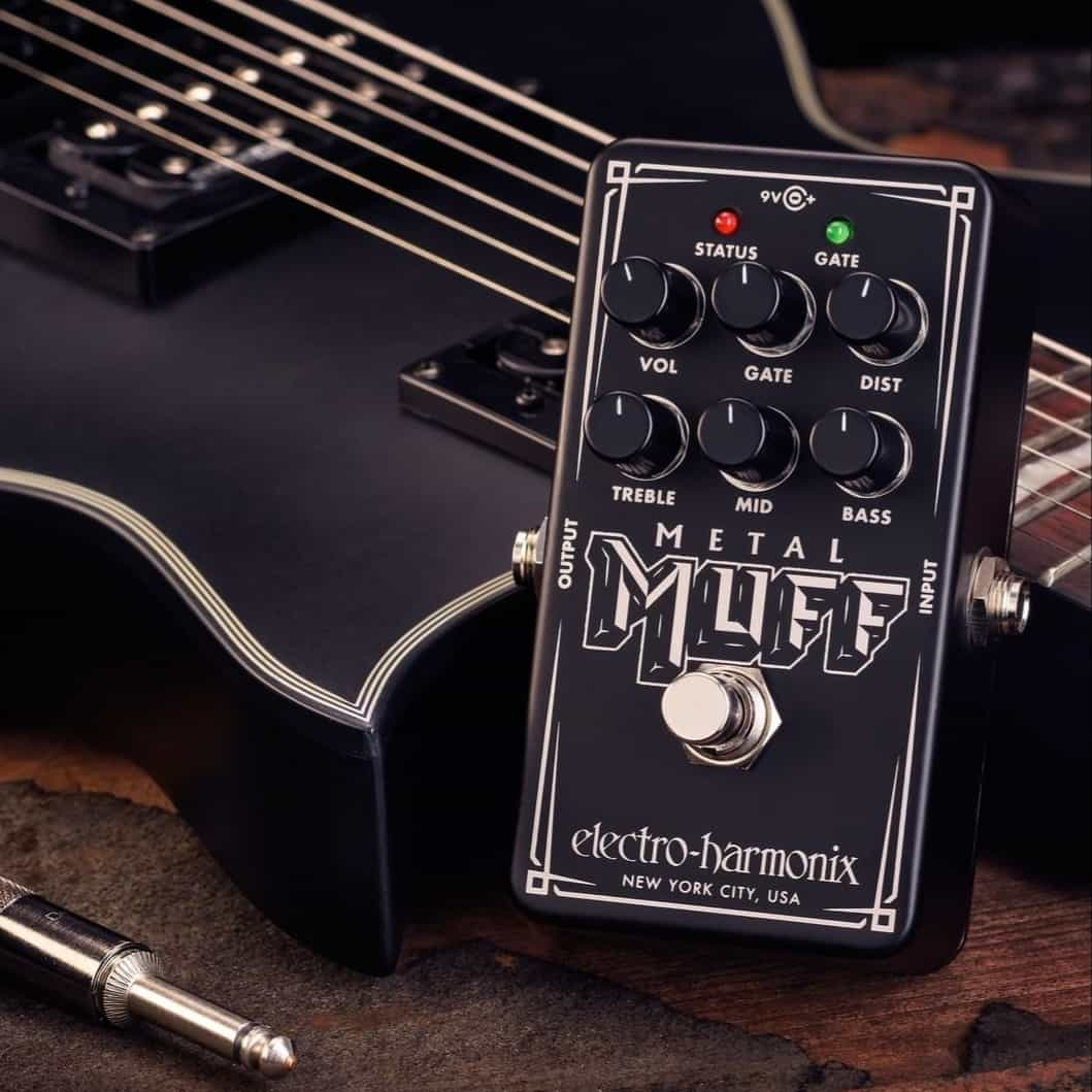 EHX Metal Muff Effects Pedal