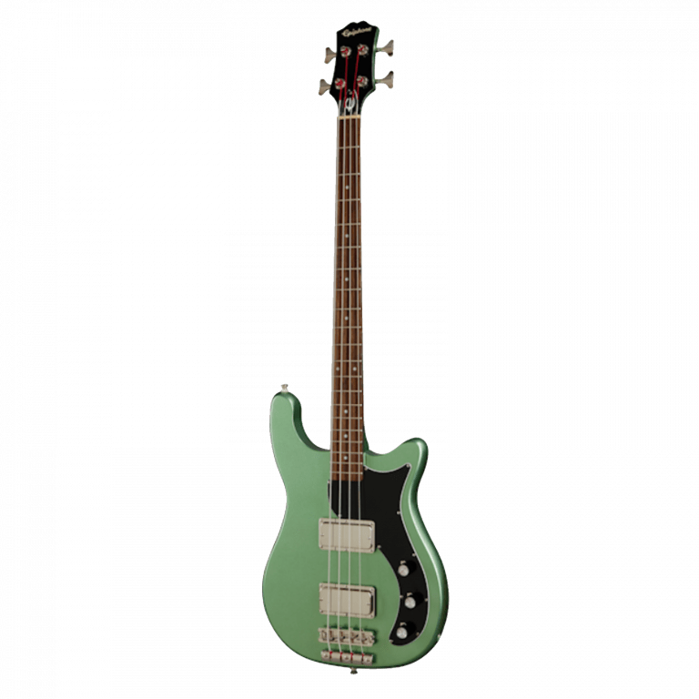 Epiphone Embassy Bass Green Metallic