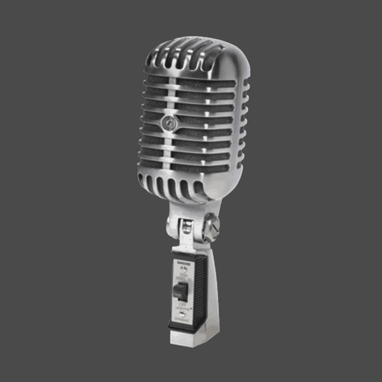 Shure 55SH Series II Unidyne Vocal Mic