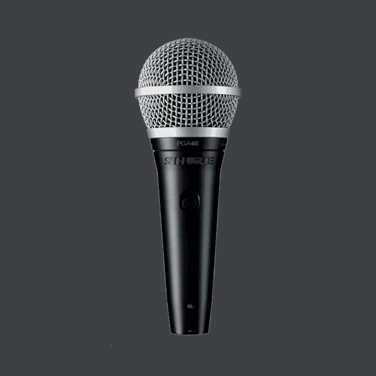 Shure PGA48 Cardioid Dynamic Vocal Mic