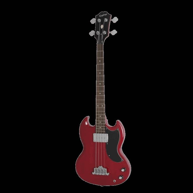 Epiphone SG E1 Short Scale Bass Cherry