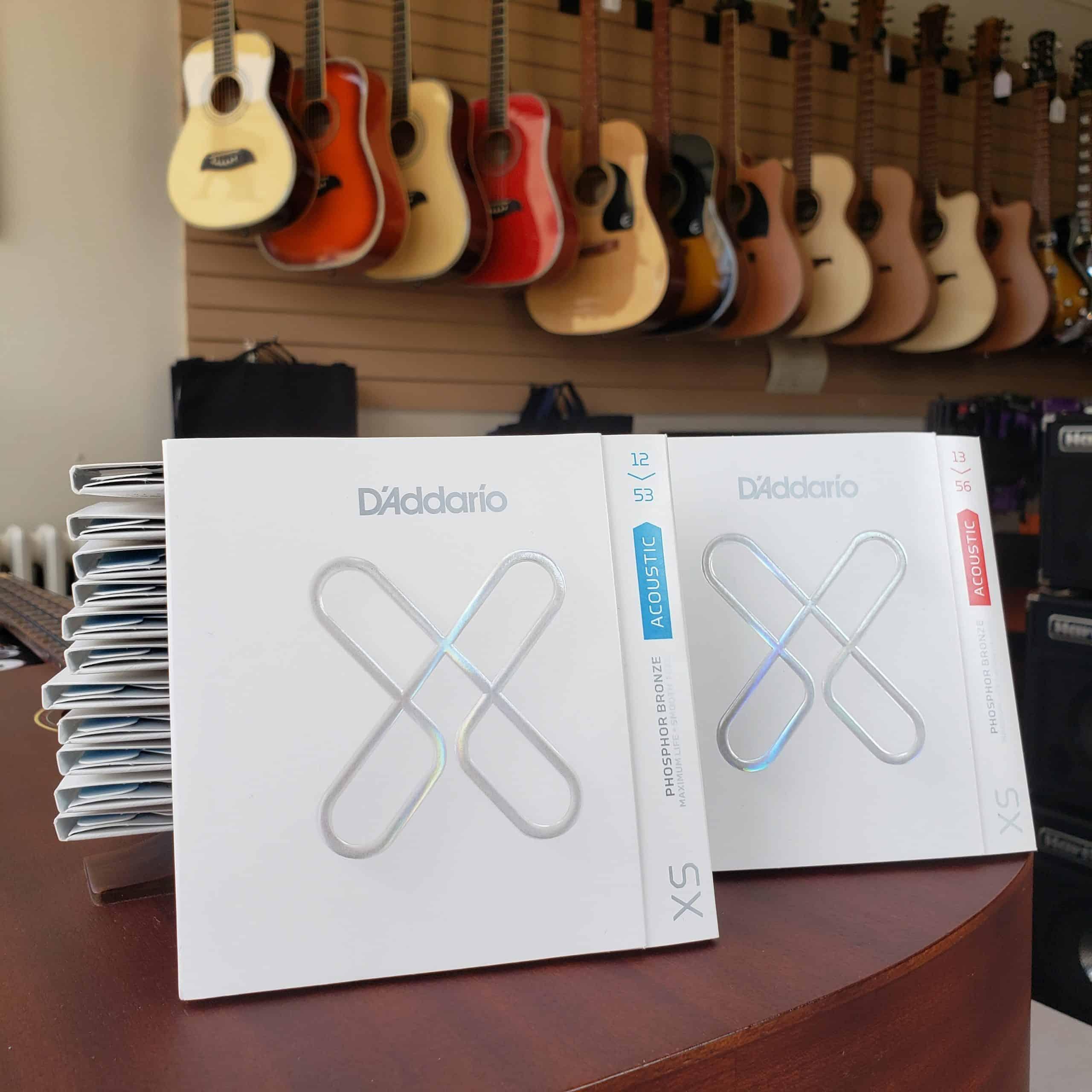 D'Addario XS AcousticStrings