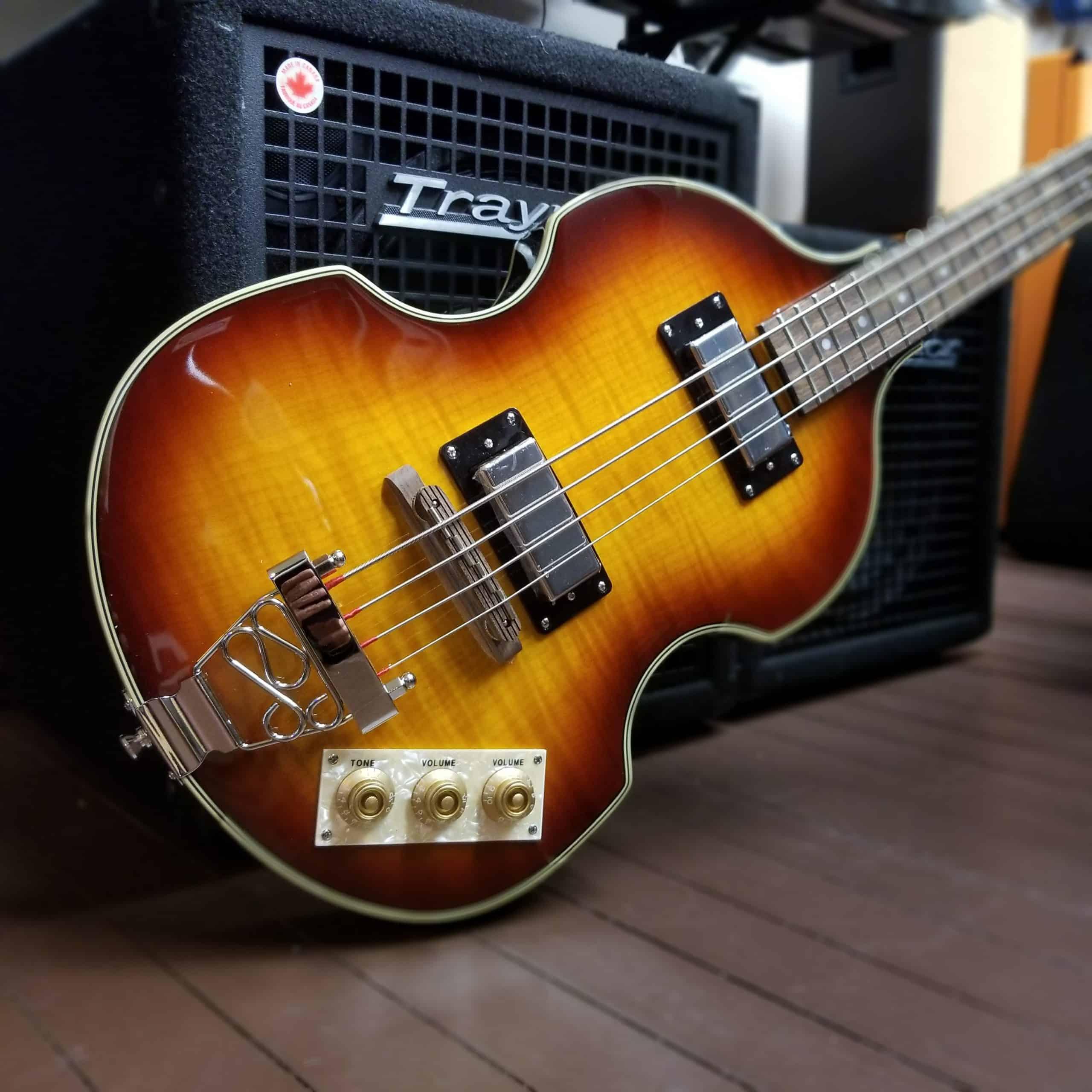 Epiphone Viola Bass Guitar