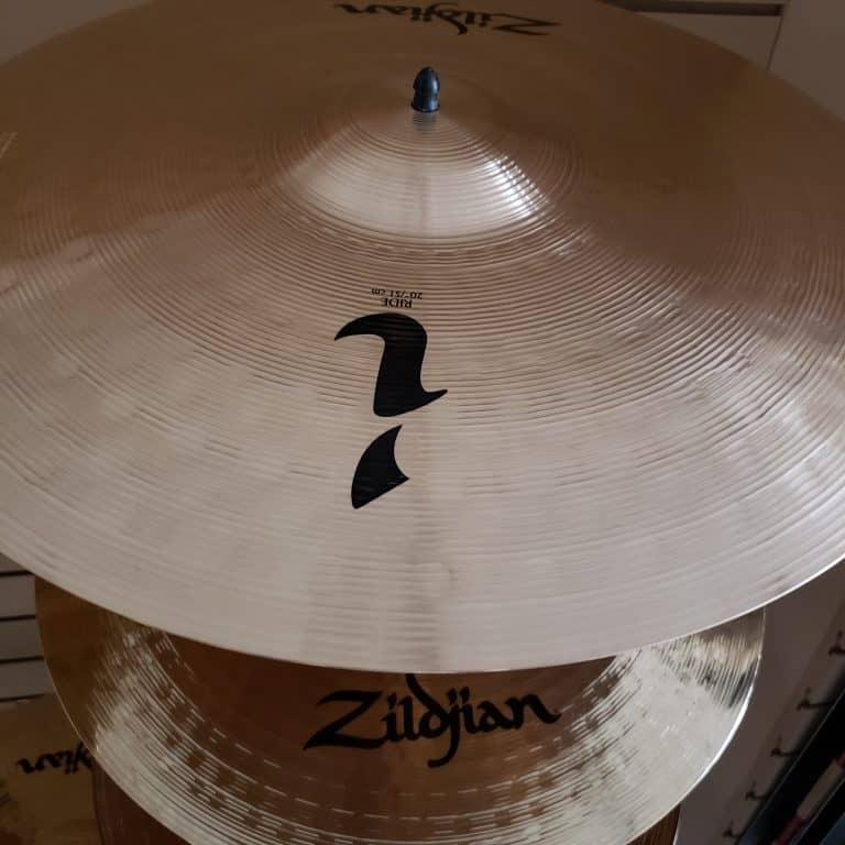 Zildjian I series cymbals